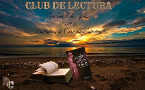 Club de Lectura - 3 Julio - Bibliotecas Cártama